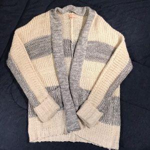 Loose knit cardigan from Stitchfix